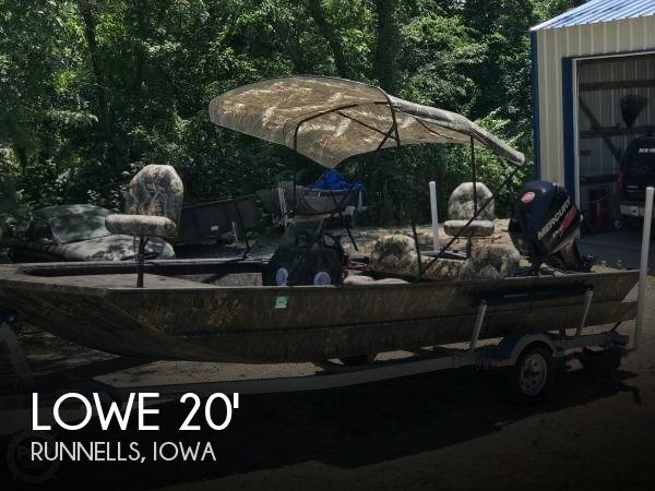 Used Lowe Boats For Sale by owner | 2014 Lowe 20