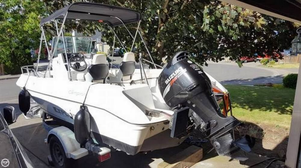 2005 Campion boat for sale, model of the boat is 582 Explorer & Image # 2 of 41