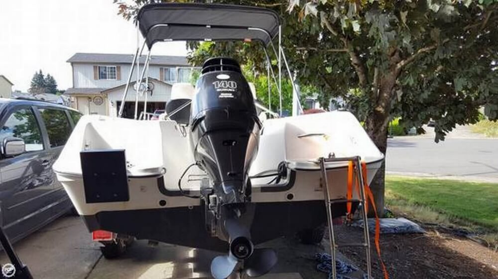 2005 Campion boat for sale, model of the boat is 582 Explorer & Image # 3 of 41