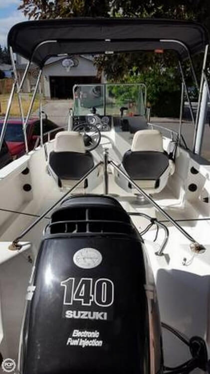 2005 Campion boat for sale, model of the boat is 582 Explorer & Image # 13 of 41