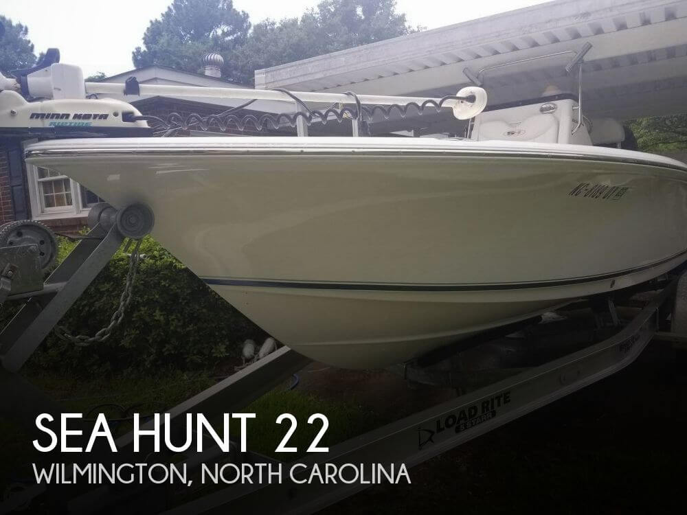 Used Sea Hunt Boats For Sale in North Carolina by owner | 2014 Sea Hunt 22