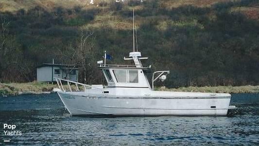 1990 Homebuilt 28 Commercial Quality Workboat - #$LI_INDEX