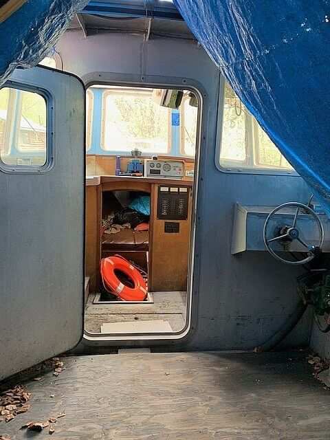 1990 Homebuilt boat for sale, model of the boat is 28 Commercial Quality Workboat & Image # 7 of 18