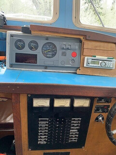 1990 Homebuilt boat for sale, model of the boat is 28 Commercial Quality Workboat & Image # 12 of 18
