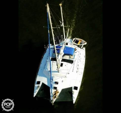 1968 Corinthian boat for sale, model of the boat is 41 & Image # 3 of 40
