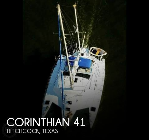 Used Boats For Sale in Houston, Texas by owner | 1968 Corinthian 41