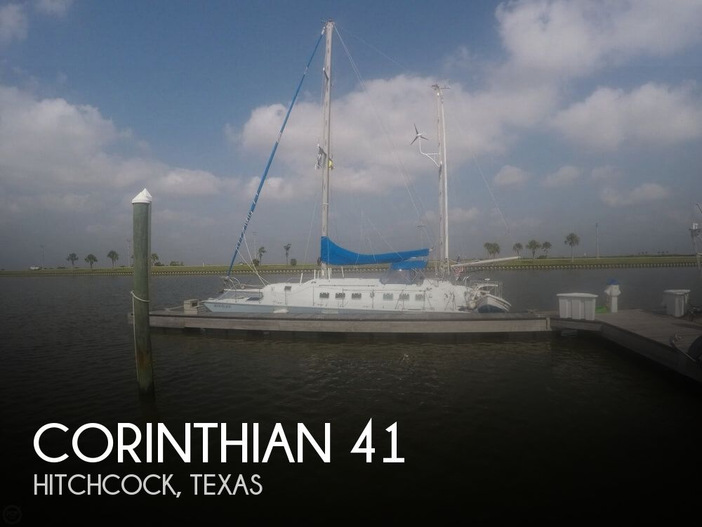 1968 Corinthian boat for sale, model of the boat is 41 & Image # 1 of 40