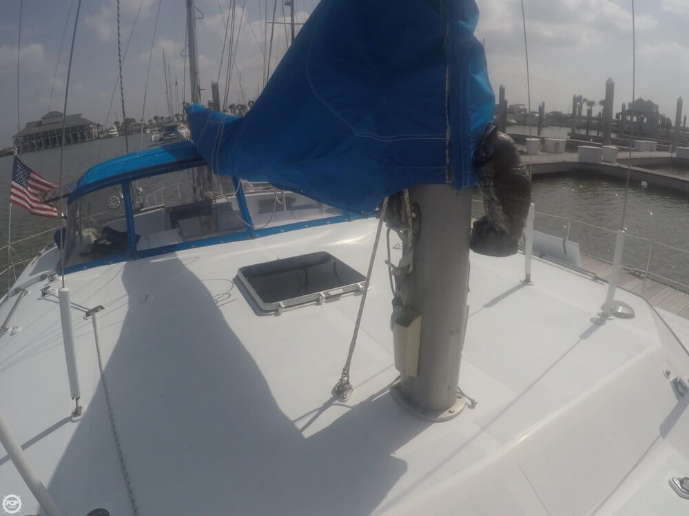 1968 Corinthian boat for sale, model of the boat is 41 & Image # 17 of 40