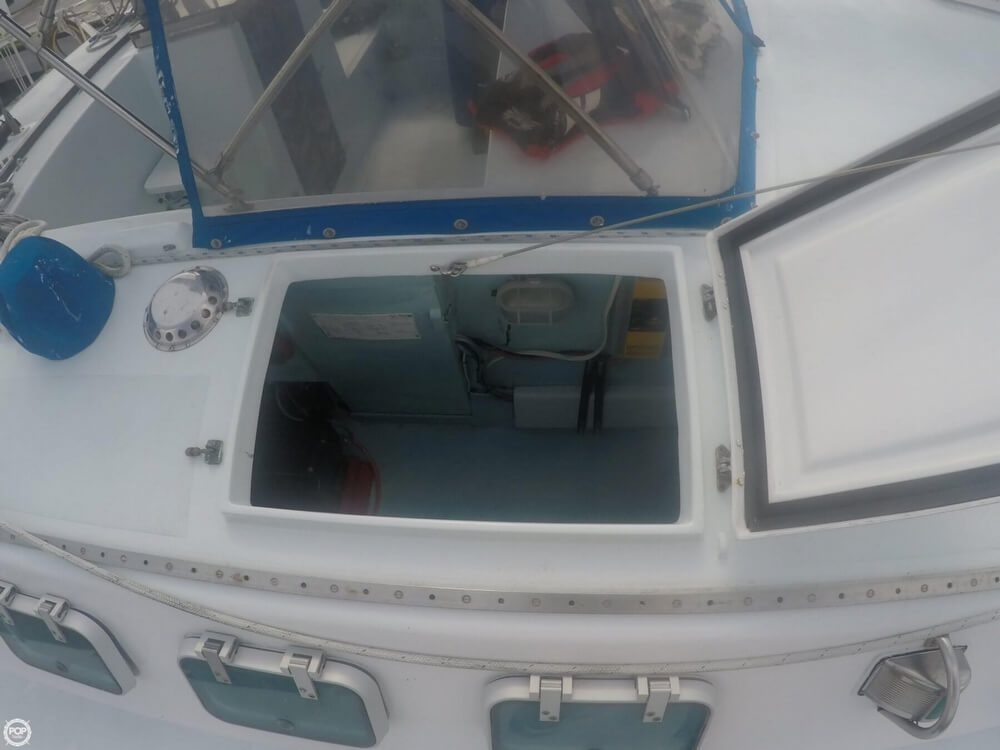 1968 Corinthian boat for sale, model of the boat is 41 & Image # 36 of 40