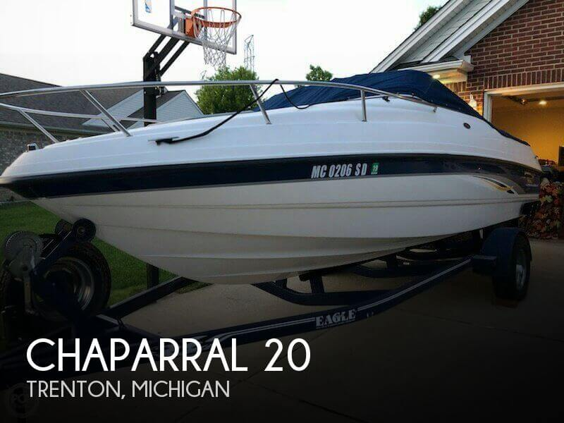 Used Chaparral 20 Boats For Sale by owner | 2001 Chaparral 20