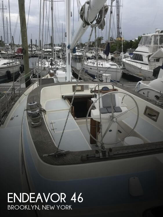 Used 46 Boats For Sale by owner | 1978 Endeavor 46