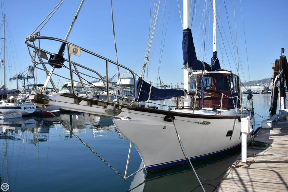 1973 Custom boat for sale, model of the boat is Samson 60 & Image # 3 of 40