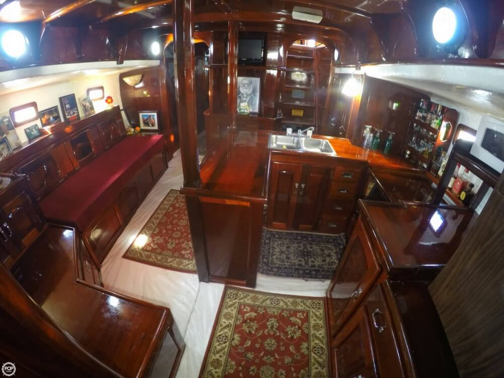 1973 Custom boat for sale, model of the boat is Samson 60 & Image # 4 of 40