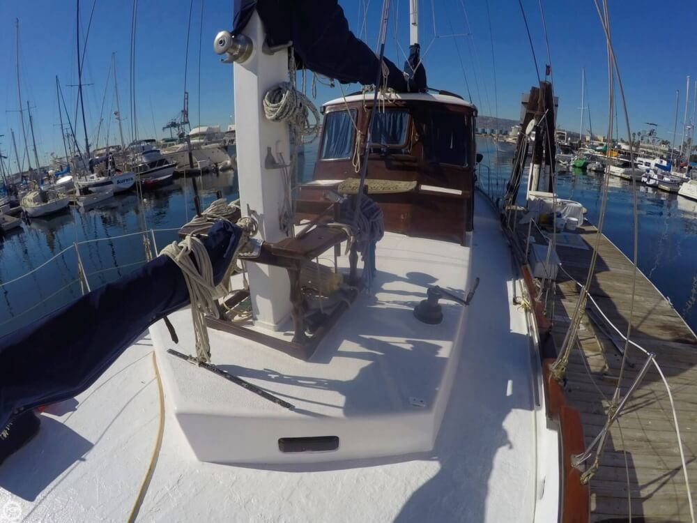 1973 Custom boat for sale, model of the boat is Samson 60 & Image # 7 of 40