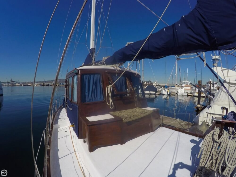 1973 Custom boat for sale, model of the boat is Samson 60 & Image # 8 of 40