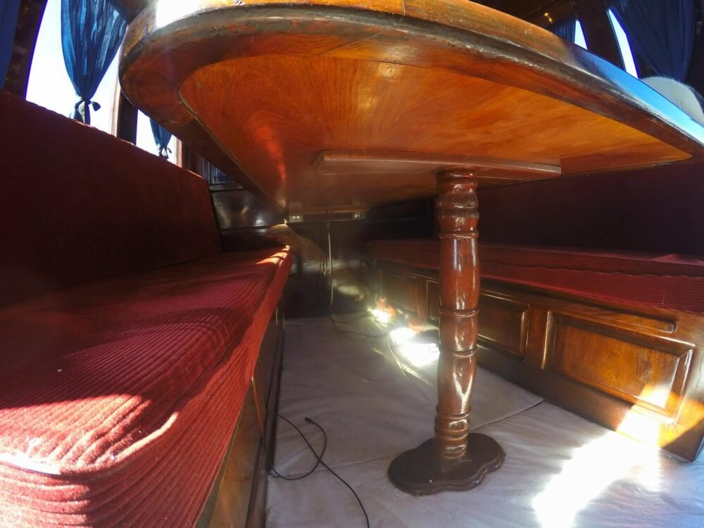 1973 Custom boat for sale, model of the boat is Samson 60 & Image # 15 of 40