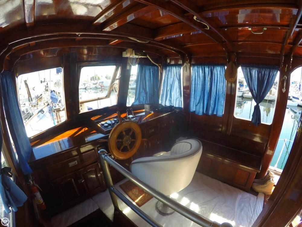 1973 Custom boat for sale, model of the boat is Samson 60 & Image # 17 of 40