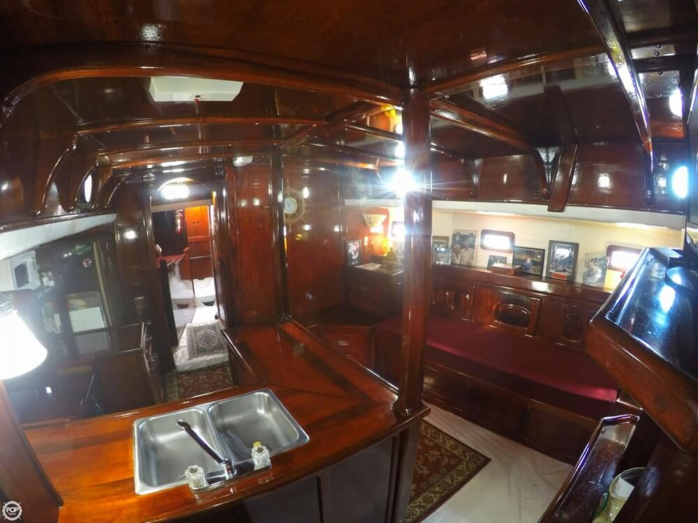 1973 Custom boat for sale, model of the boat is Samson 60 & Image # 23 of 40