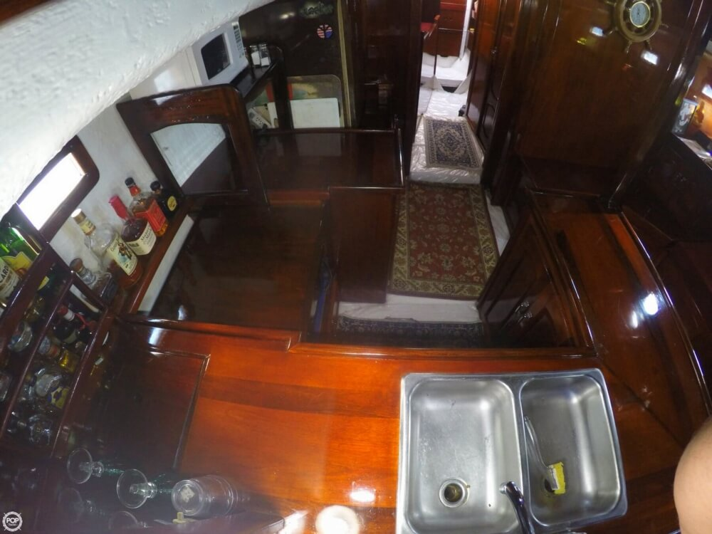 1973 Custom boat for sale, model of the boat is Samson 60 & Image # 24 of 40