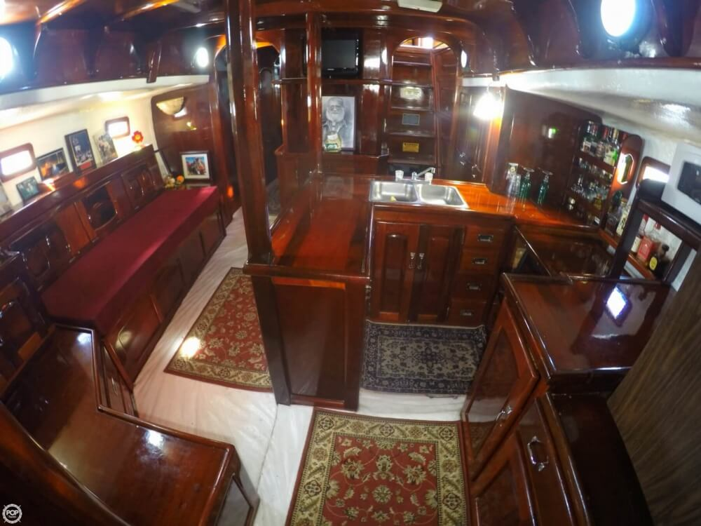 1973 Custom boat for sale, model of the boat is Samson 60 & Image # 32 of 40
