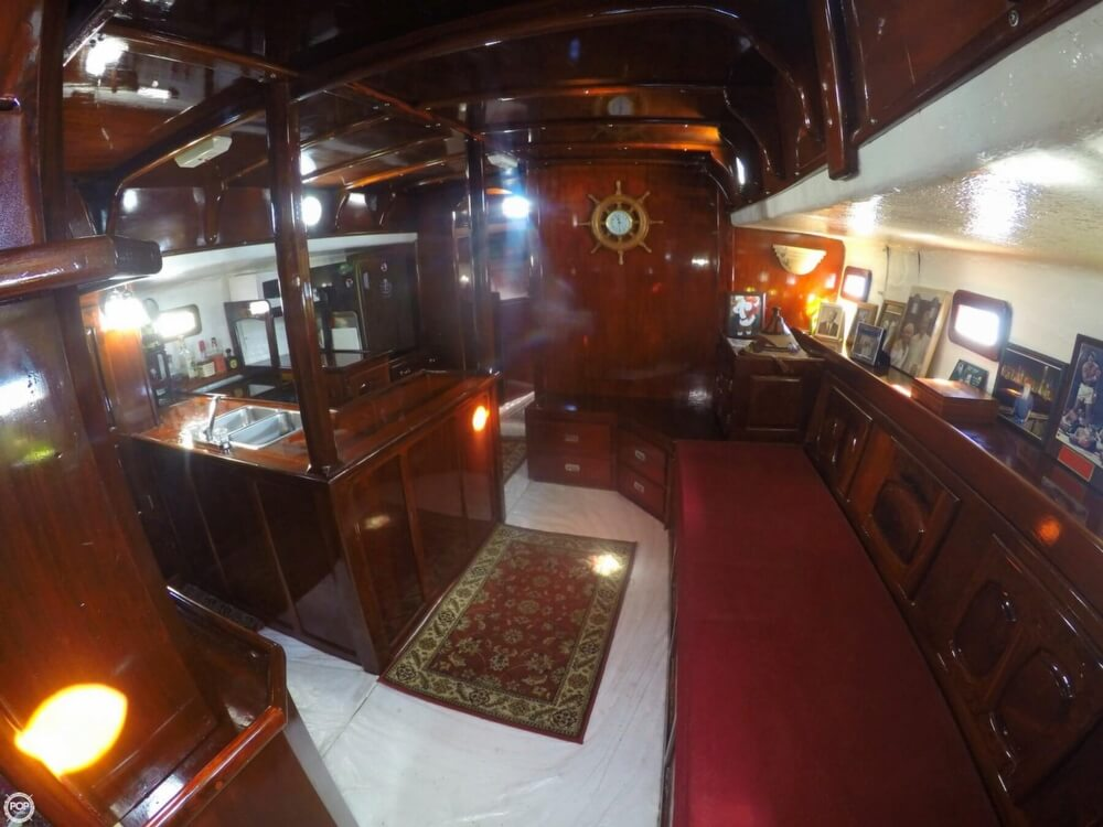 1973 Custom boat for sale, model of the boat is Samson 60 & Image # 33 of 40