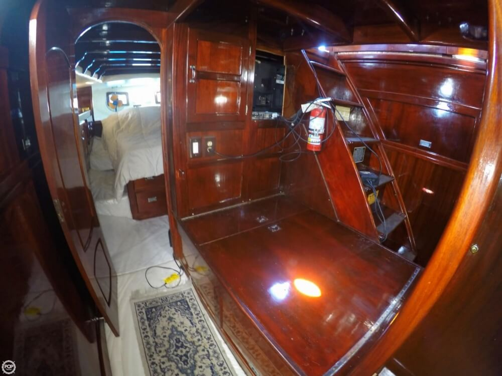 1973 Custom boat for sale, model of the boat is Samson 60 & Image # 34 of 40