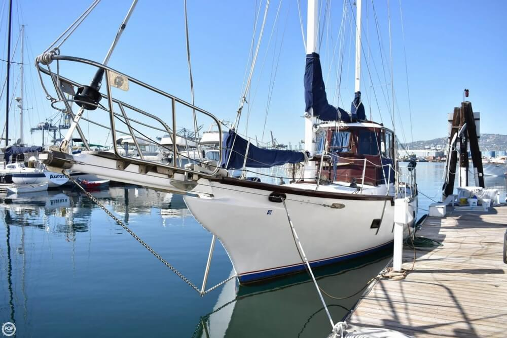 1973 Custom boat for sale, model of the boat is Samson 60 & Image # 40 of 40