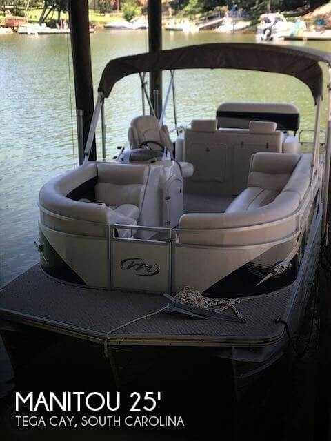 Used Manitou Boats For Sale by owner | 2011 Manitou 25