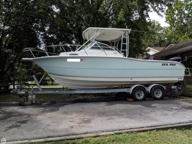 Sea Pro 238 WA, 238, for sale - $62,300