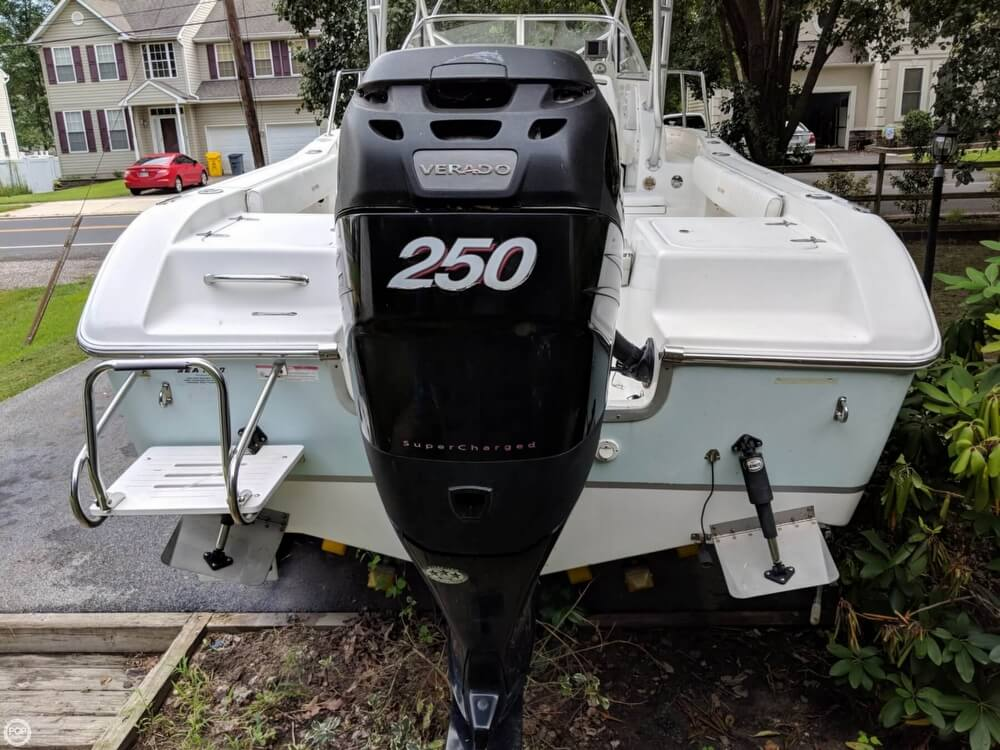 2006 Sea Pro boat for sale, model of the boat is 238 WA & Image # 4 of 40