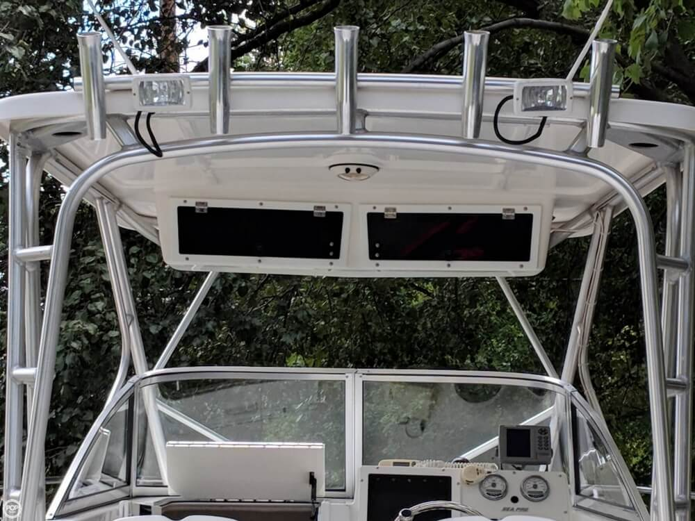 2006 Sea Pro boat for sale, model of the boat is 238 WA & Image # 5 of 40