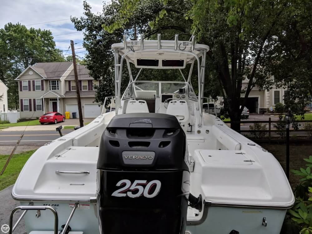 2006 Sea Pro boat for sale, model of the boat is 238 WA & Image # 13 of 40