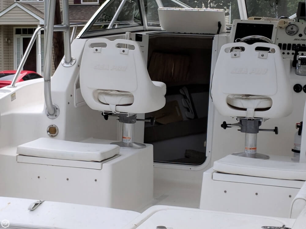 2006 Sea Pro boat for sale, model of the boat is 238 WA & Image # 16 of 40