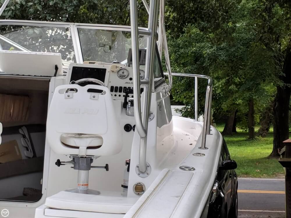 2006 Sea Pro boat for sale, model of the boat is 238 WA & Image # 17 of 40