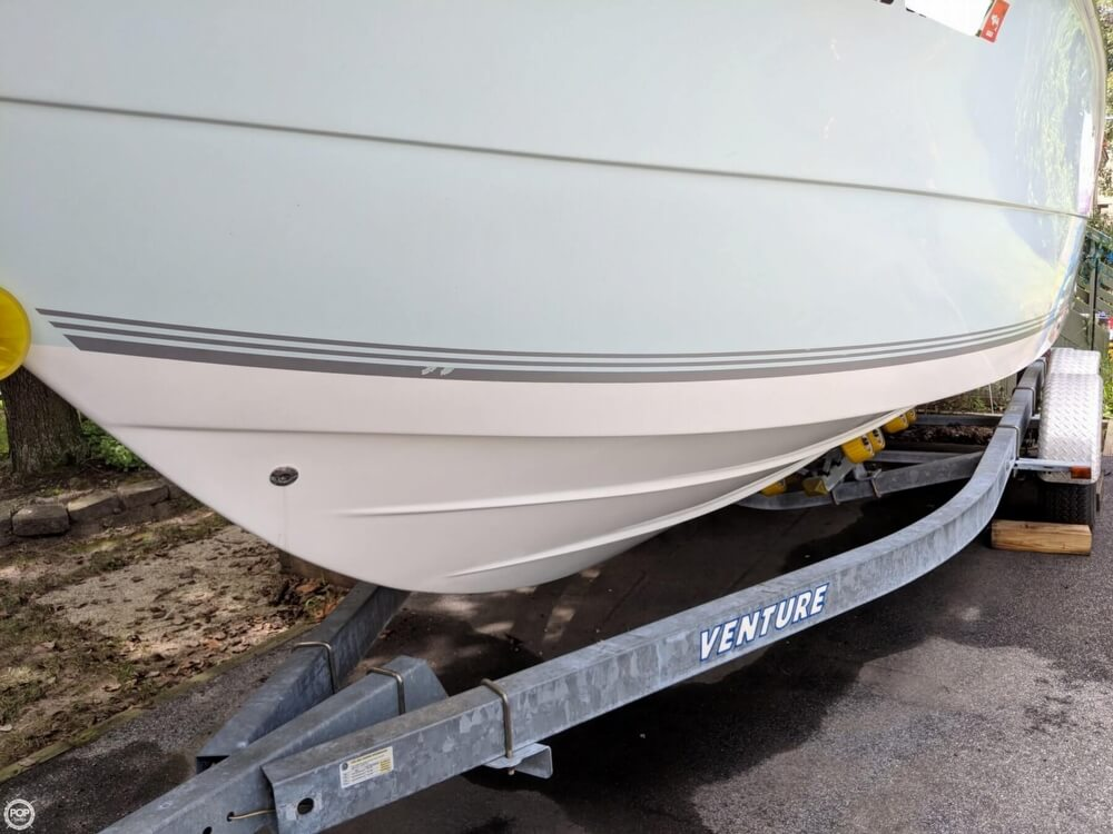 2006 Sea Pro boat for sale, model of the boat is 238 WA & Image # 23 of 40