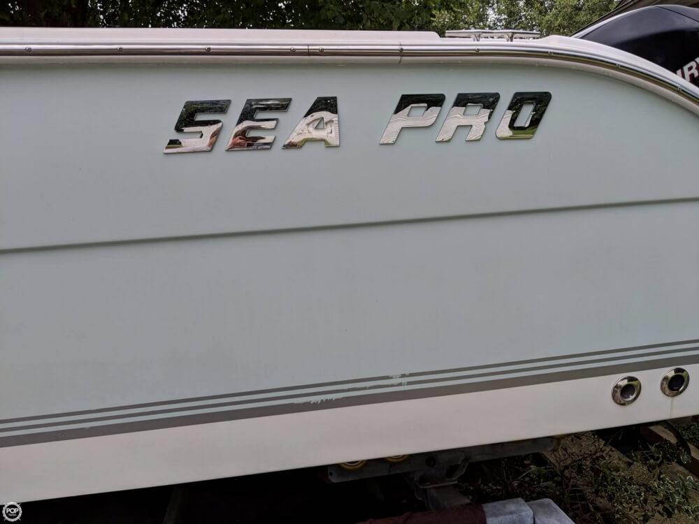 2006 Sea Pro boat for sale, model of the boat is 238 WA & Image # 31 of 40