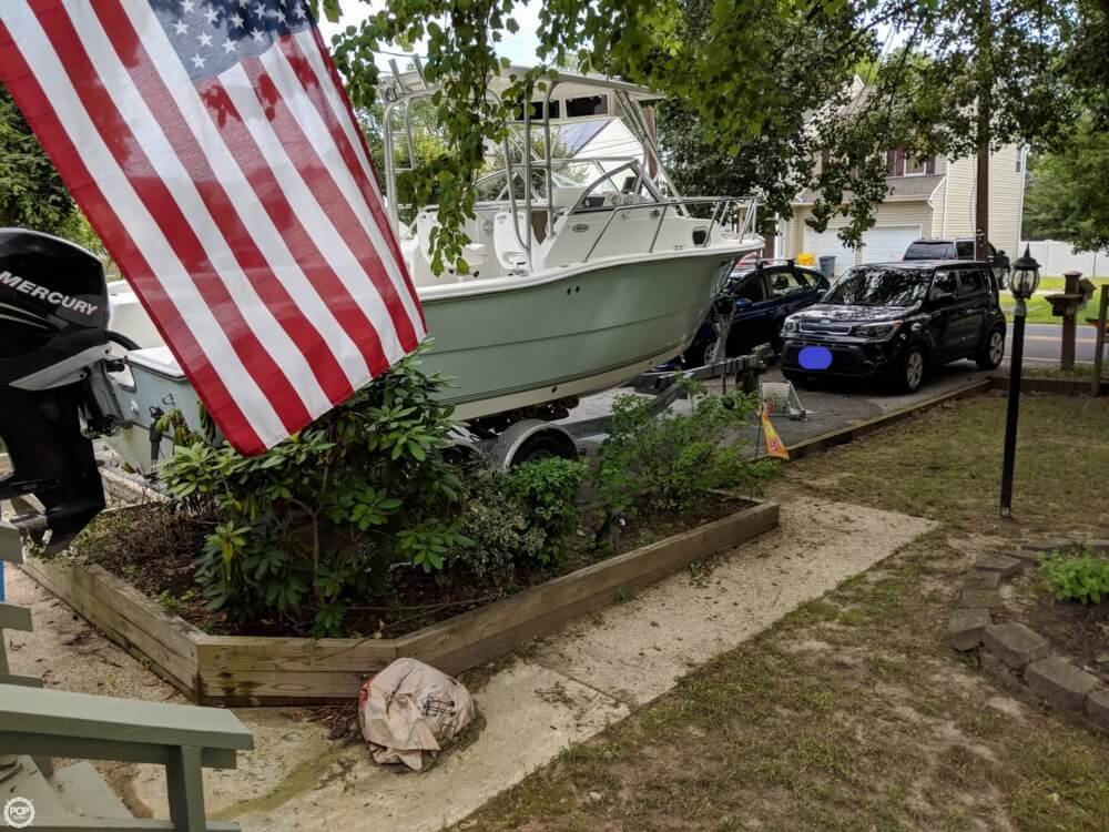 2006 Sea Pro boat for sale, model of the boat is 238 WA & Image # 10 of 40