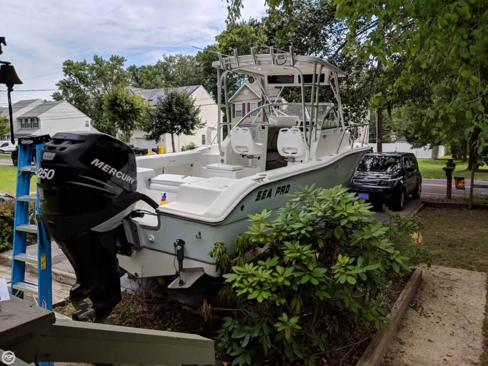 2006 Sea Pro boat for sale, model of the boat is 238 WA & Image # 9 of 40