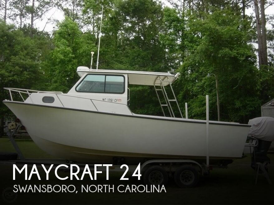 Used Maycraft Boats For Sale by owner | 1994 Maycraft 24
