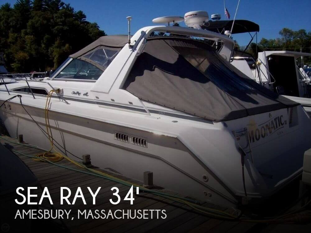 Used Sea Ray 34 Boats For Sale by owner | 1990 Sea Ray 34