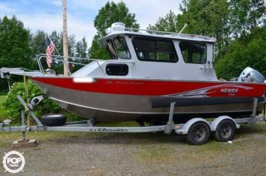 Hewescraft Pacific Cruiser 220, 22', for sale - $85,000