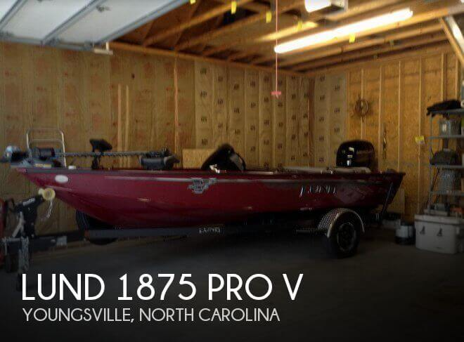 Used Boats For Sale in Durham, North Carolina by owner | 2017 Lund 19