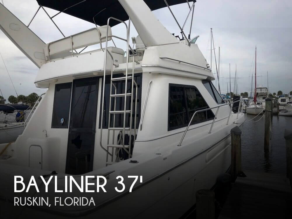 Used Bayliner 37 Boats For Sale by owner | 1996 Bayliner 37