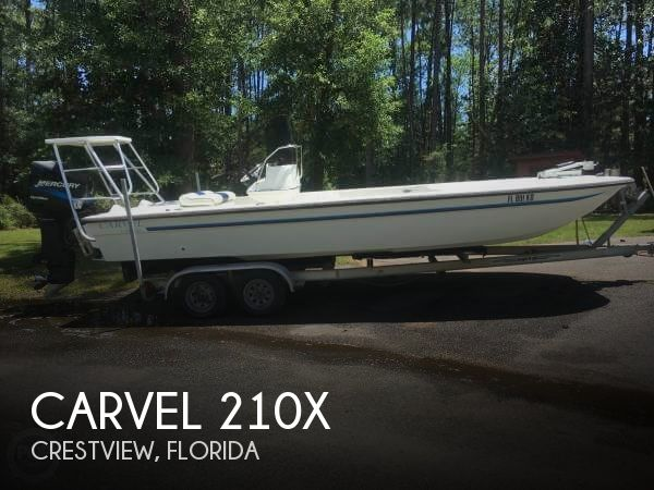 Used Ski Boats For Sale by owner | 1997 Carvel 21