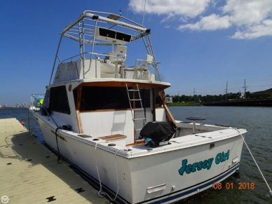 Jersey 40 Sport Fisher, 40', for sale - $13,500
