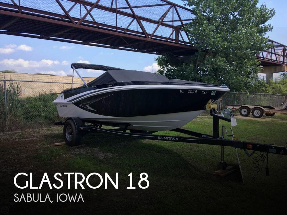 Used Glastron Ski Boats For Sale by owner | 2015 Glastron 18