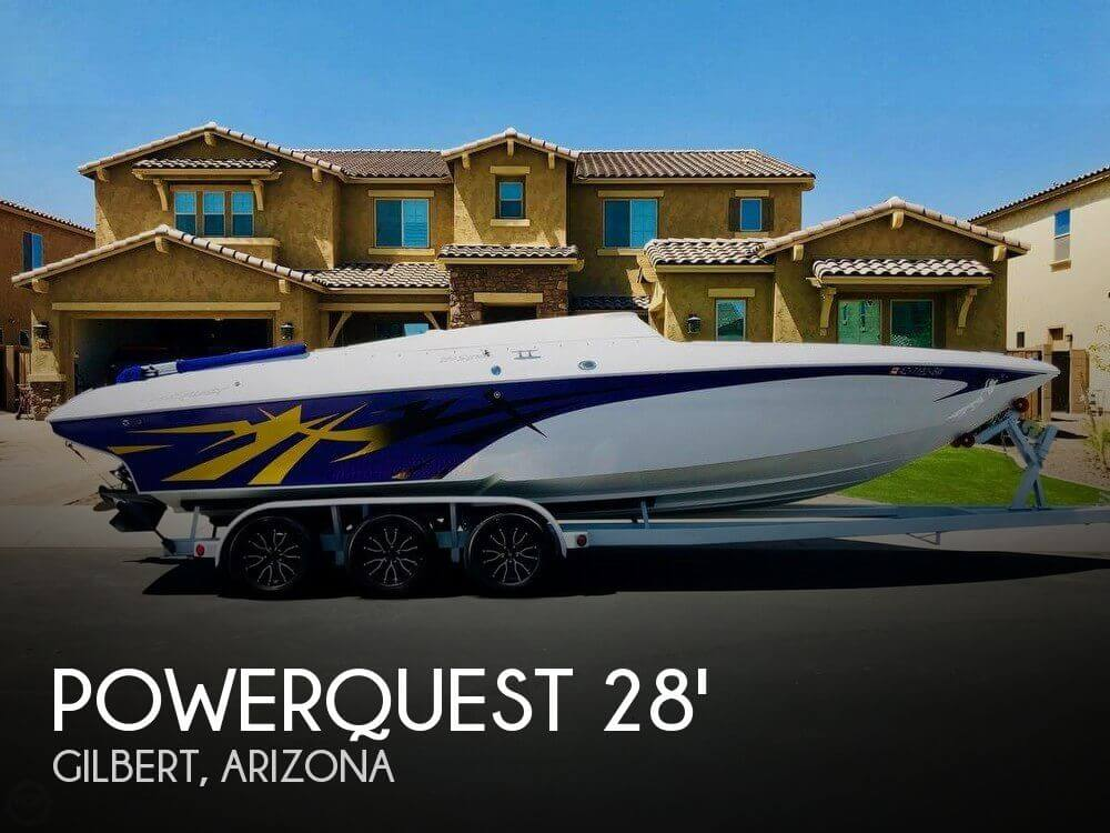 Used Boats For Sale in Phoenix, Arizona by owner | 2004 Powerquest 28