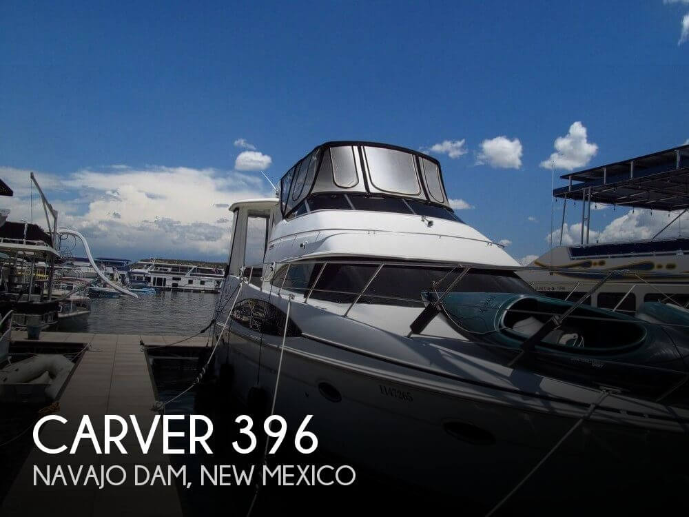 Used Carver 39 Boats For Sale by owner | 2002 Carver 396