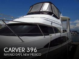 2001 Carver 396
