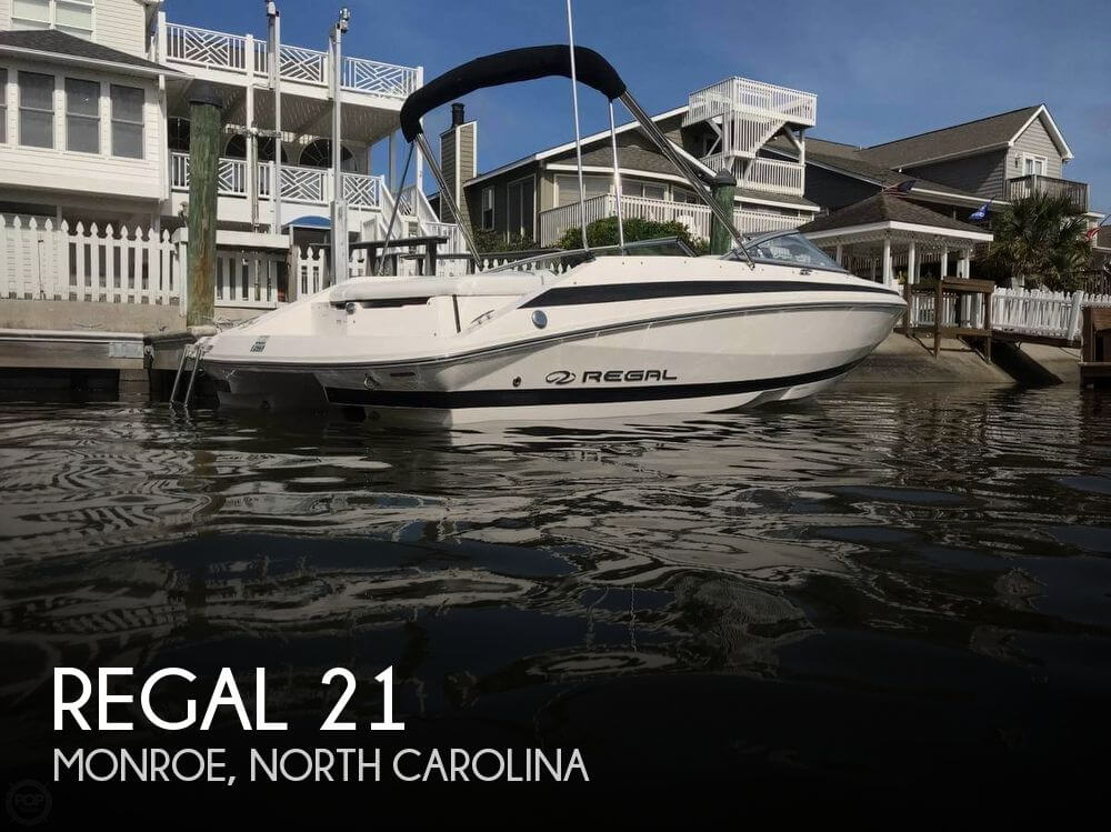 Used Regal 21 Boats For Sale by owner   2013 Regal 21